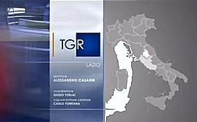 Rai Tg3 Lazio – 25 de marzo 2019