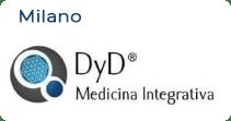 logo grafico studio DyD, Medicina Integrativa, Milano